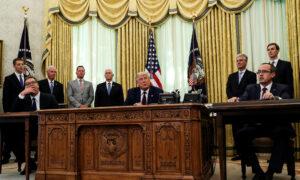 Trump Oversees Historic Kosovo-Serbia Economic Deal
