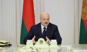 Belarusian Leader Reshuffles Security Chiefs Amid Political Crisis