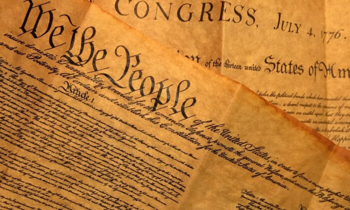 A replica of the U.S. Constitution. (lynn0101/Pixabay.com)