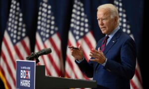 Biden Contradicts Barr, Says Russia, Not China Is Main Election Security Threat