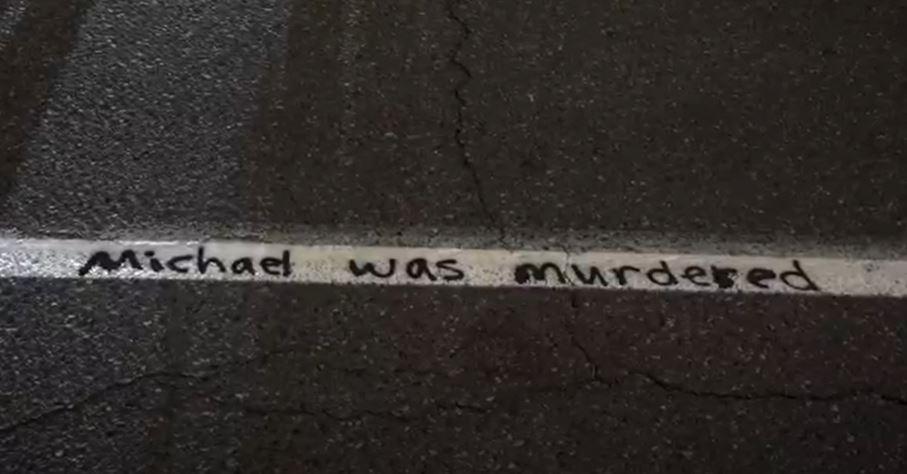 michael reinoehl pavement