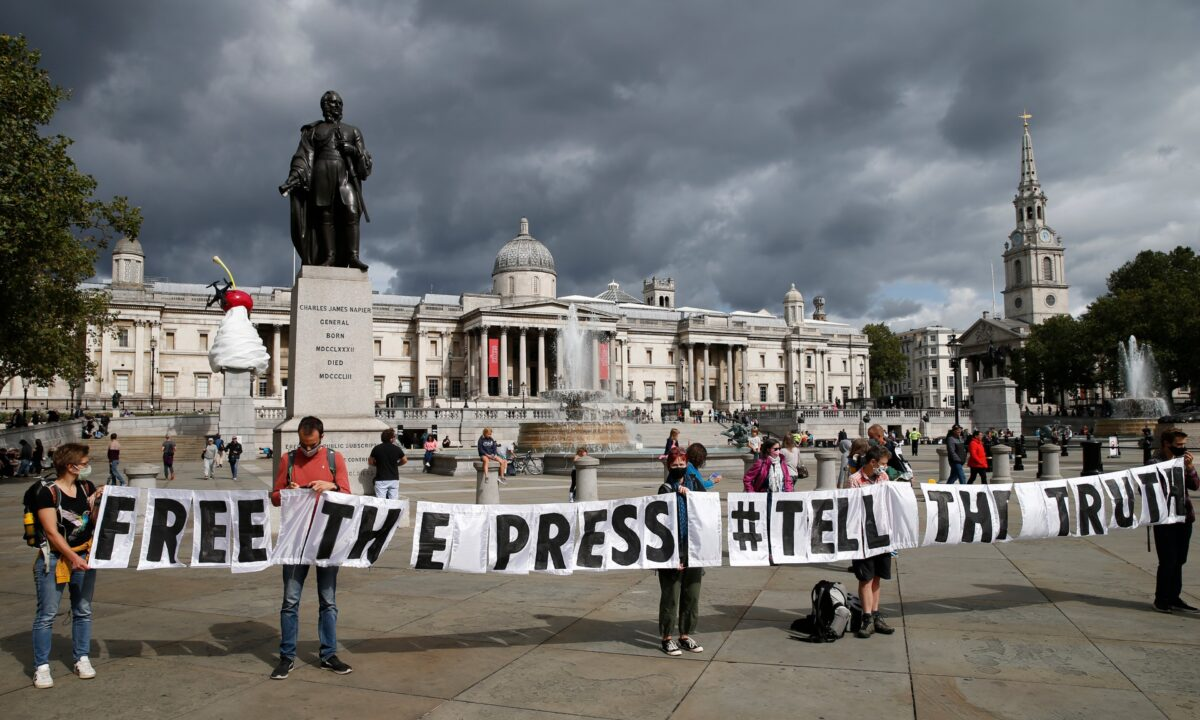 Extinction Rebellion UK