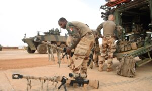 2 French Soldiers Killed, One Injured in Mali