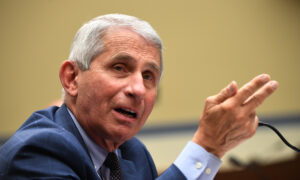 Fauci: 'We're Not Going to Get a National Lockdown'