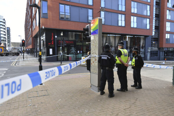 Multiple Stabbings occurred in Birmingham, UK.