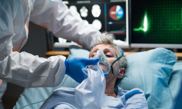 Steroids are now a first-line treatment in cases of severe COVID-19 where patients require oxygen or being put on a ventilator. (Halfpoint/Shutterstock)