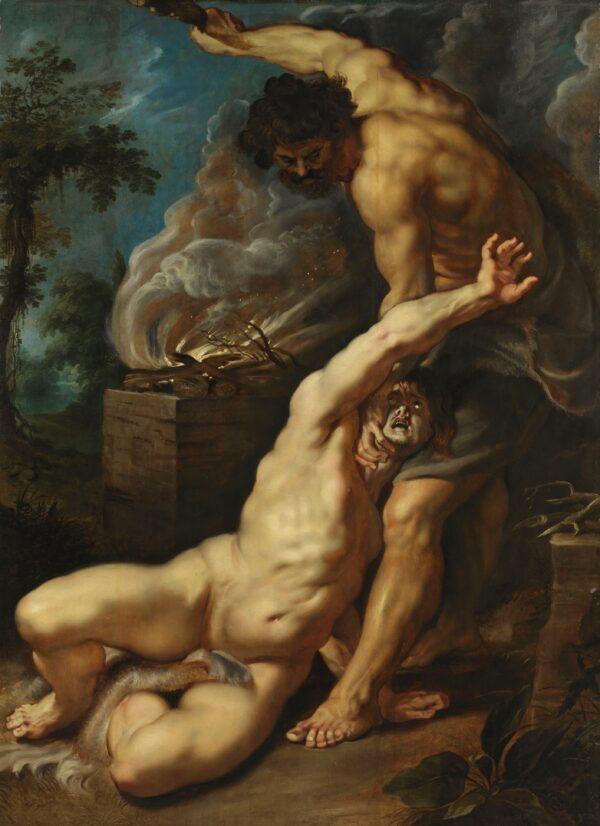Peter_Paul_Rubens_-_Cain_slaying_Abel_(Courtauld_Institute)_