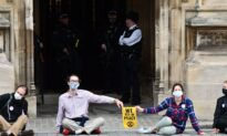 'Intrusive Surveillance' Warranted for Extinction Rebellion, Says UK Counter Terrorism Expert