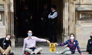 'Intrusive Surveillance' Warranted for Extinction Rebellion, Says UK Counter Terrorism Expert