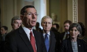 Top Republican Senator Criticizes Harris/Biden's Comments About Upcoming CCP Virus Vaccine