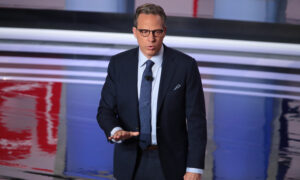 Republican Campaign Arm: CNN's Jake Tapper 'Meddling' in House Races