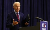 Biden Campaign Won't Say Whether He'd Take CCP Virus Vaccine