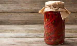 Pepper Vinegar