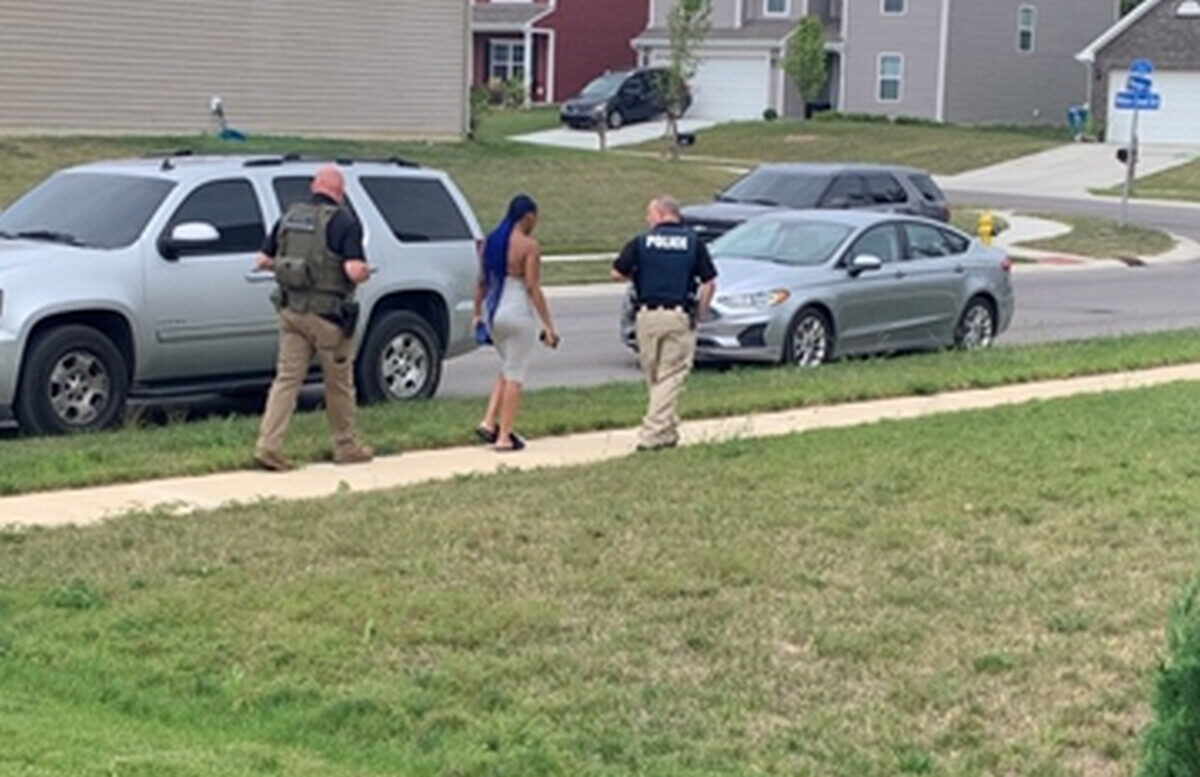 8 Missing Indiana Children Found in Federal Sweep