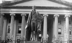 Behold the Beauty: Alexander Hamilton and the Humanity of Civic Statuary