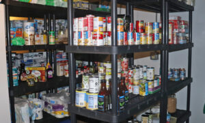 New Jersey Chef Turns Garage Into Free Food Pantry for Anyone in Need During Pandemic