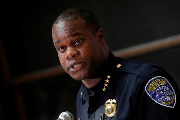 Rochester Police Chief, La'Ron Singletary
