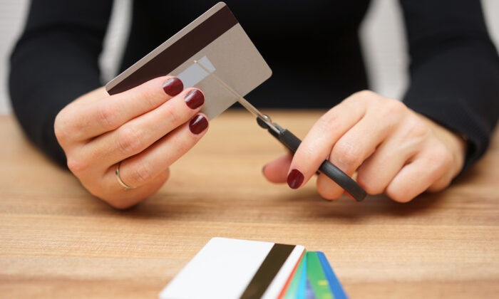 Truth be told, all you really need is one—two at the most—good, all-purpose credit cards. (Bacho/Shutterstock)