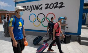 Human Rights Groups Urge IOC to Move 2022 Olympics From China