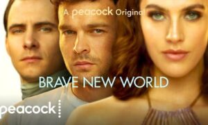 In Peacock's 'Brave New World,' Everyone Is Very Happy, or so It Seems