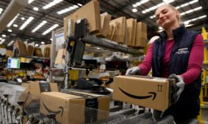 Amazon to Open Fulfilment Centres in Hamilton and Ajax, Promise to Create 2,500 Jobs