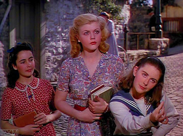 """three sisters in """"National Velvet"""""""