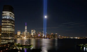 Test Run for 9/11 'Tribute in Light' Illuminates Manhattan Skyline After Near-Cancellation