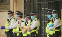 UK to Increase Support for Police, Their Families