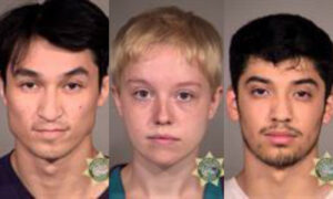 Three Hit With Federal Charge for Participating in Portland Riots