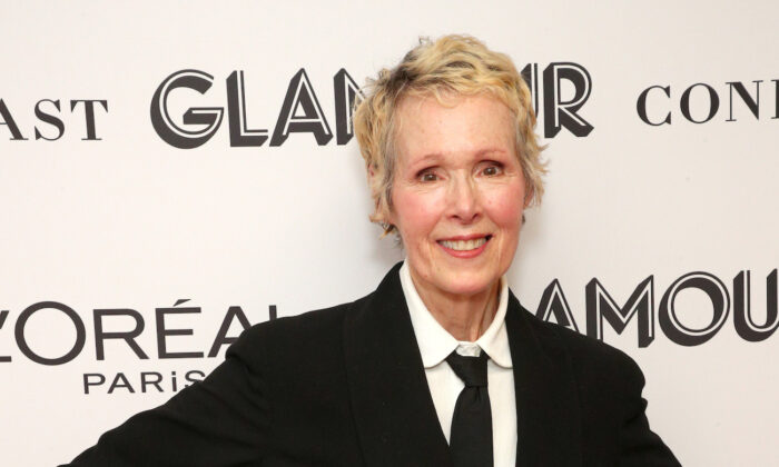 E. Jean Carroll attends the 2019 Glamour Women of The Year Summit at Alice Tully Hall in New York City on Nov. 10, 2019. (Astrid Stawiarz/Getty Images for Glamour)