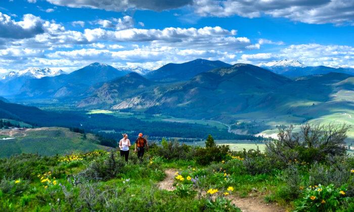 North Cascades National Park, Washington. (Marina Poushkina/Shutterstock)