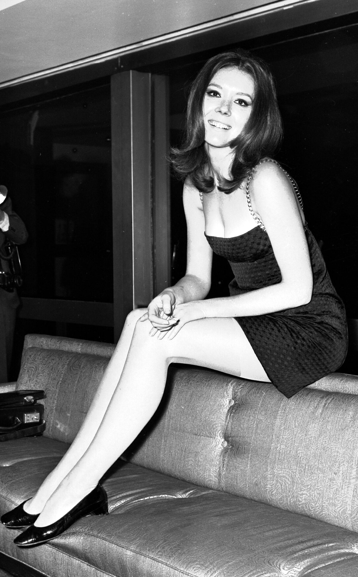 Diana Rigg James Bond