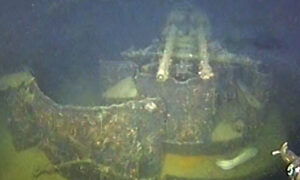 Lost WWII German Warship Discovered on Seabed 80 Years After Torpedo Attack Sank It
