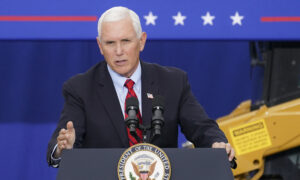 Pence Defends Trump as Critics Say President Downplayed Virus in Early 2020