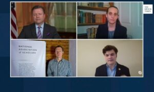 Live Panel: Corrupted by China: The College Board and K-12 Education