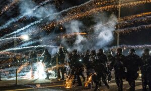Portland Police Barred From Using Tear Gas to Control Crowds: Mayor