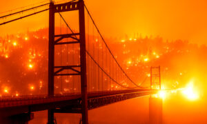 'It Was Surreal': Orange and Red Skies Blanketed Bay Area During the Wildfires
