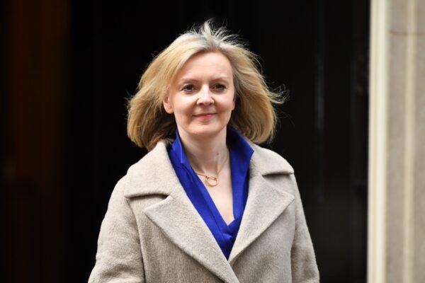 Liz Truss UK trade