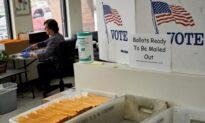 Texas Democrats Lose Universal Voting Bid