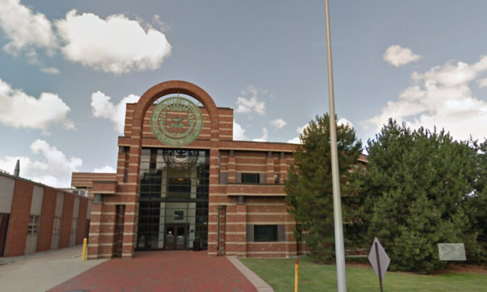 Campus of University of Michigan-Dearborn (Google Streetview)