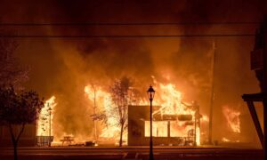 Rumors About Antifa Setting Wildfires Are False: Law Enforcement