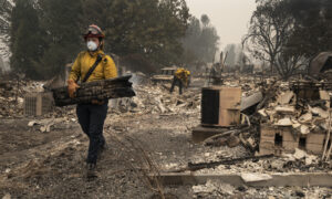 Oregon's Top Fire Official Resigns, Governor's Office 'Preparing for a Mass Fatality Event'