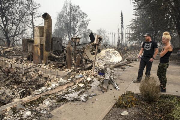 Pacific Northwest Wildfires