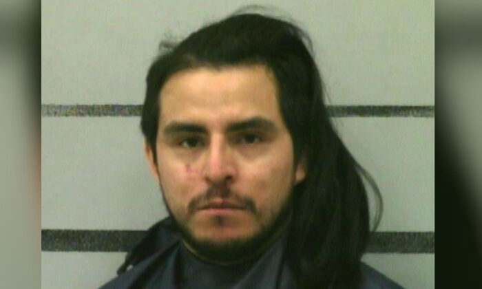 Emmanuel Quinones in an undated mugshot. (Lubbock County Detention Center)