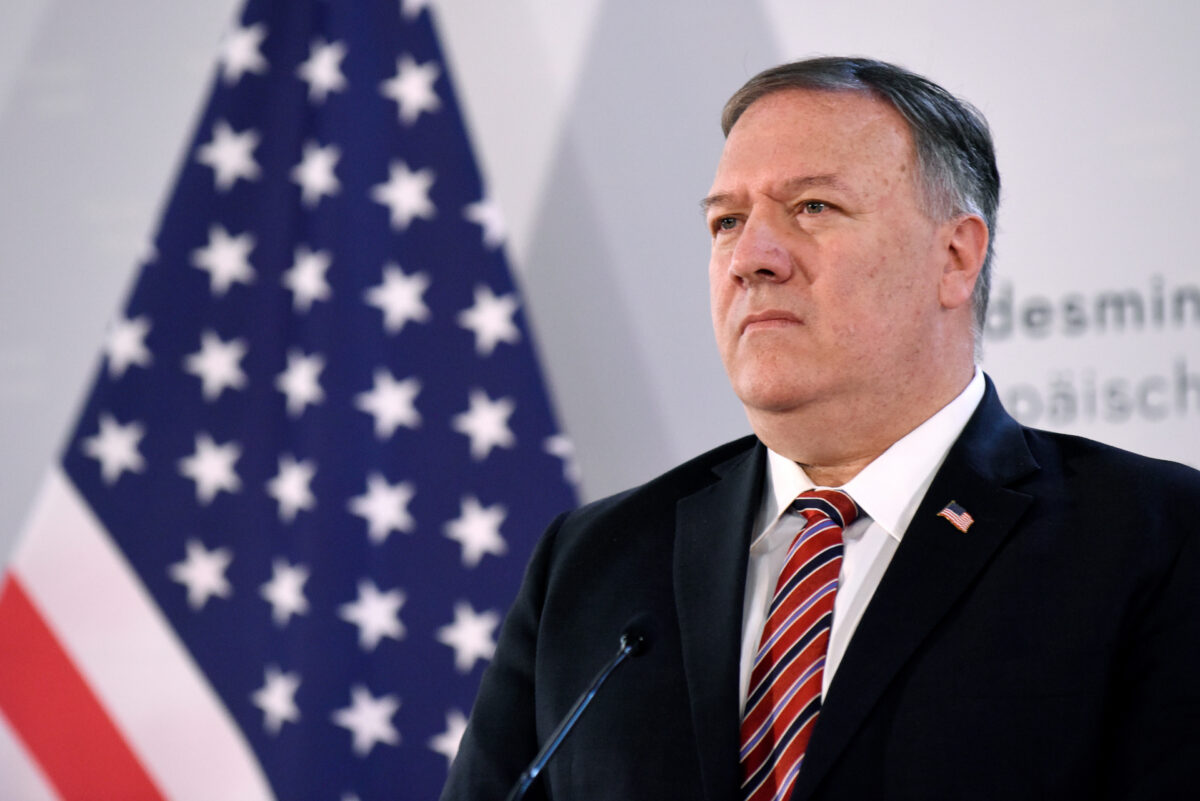 US 'Deeply Concerned' About 12 Hong Kong Activists Detained in China: Pompeo