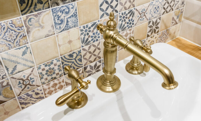 Before you take on the job yourself, contact a local brass refinisher. Professionals have access to materials not available to do-it-yourselfers. (NavinTar/Shutterstock)
