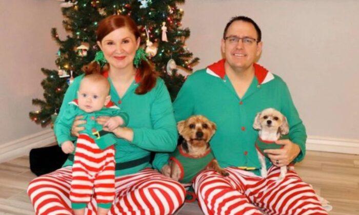Shanna Hogan and her family (GoFundMe)