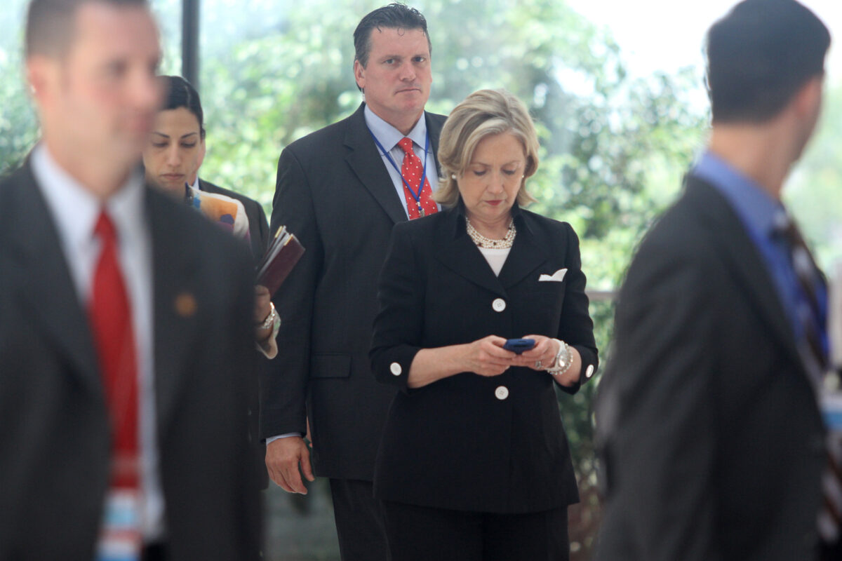 Pompeo Says State Department Will Release Clinton Emails, Likely Before Election