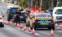 Melbourne Cluster Worries, Police on Alert