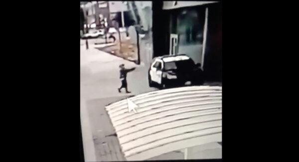 Ambush shooting